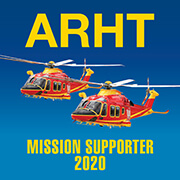 Auckland Rescue Helicopter Trust Mission Supporter 2020