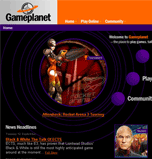 Gameplanet launched