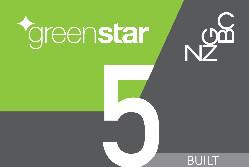 5 Green Star rating