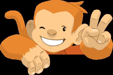 Peace Monkey