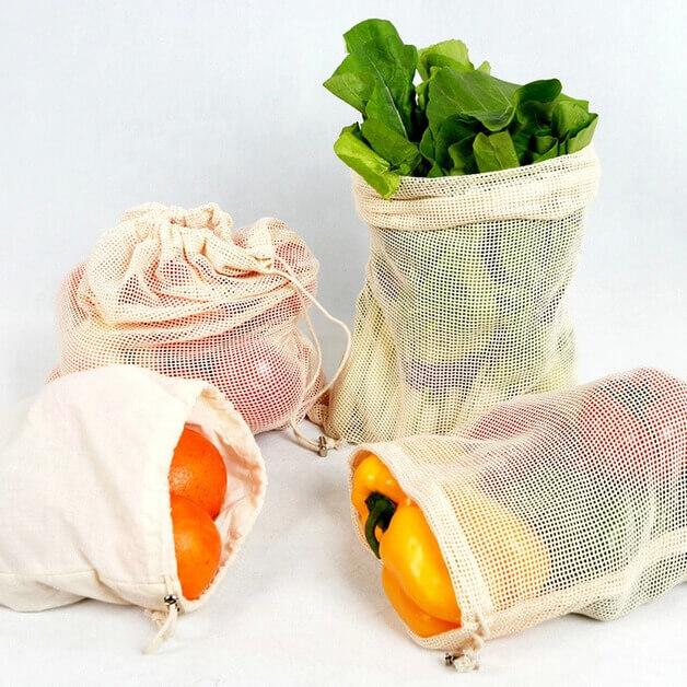 Reusable fruit bags