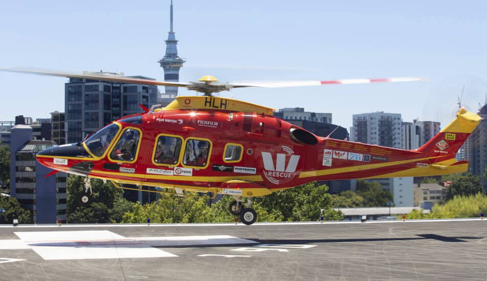 Auckland Rescue Helicopter