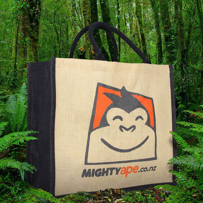 Mighty Ape reusable tote bag